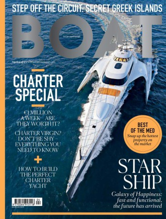 Cover Boat special Charter