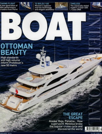 Cover Boat Ottoman Beauty