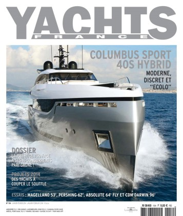 Cover Yachts Columbus Sport