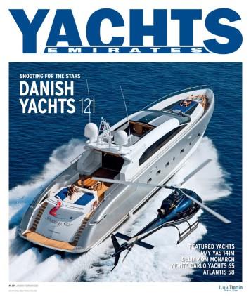 Cover Yachts Danish yachts