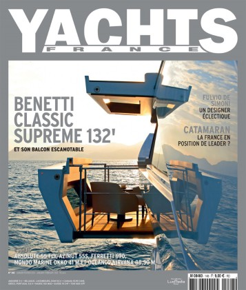 Cover Yachts Benetti Classic Suprem 132'