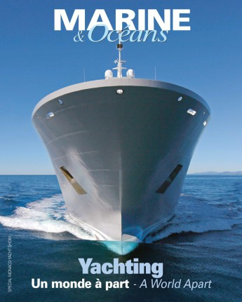 Cover Marine & oceans