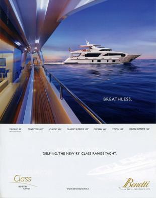 Publicité Benetti
