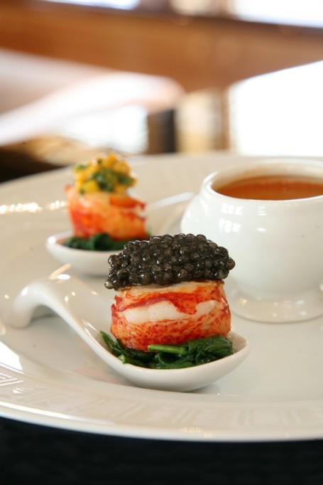 Photographie caviar