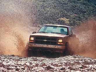 Publicité voiture de rallye